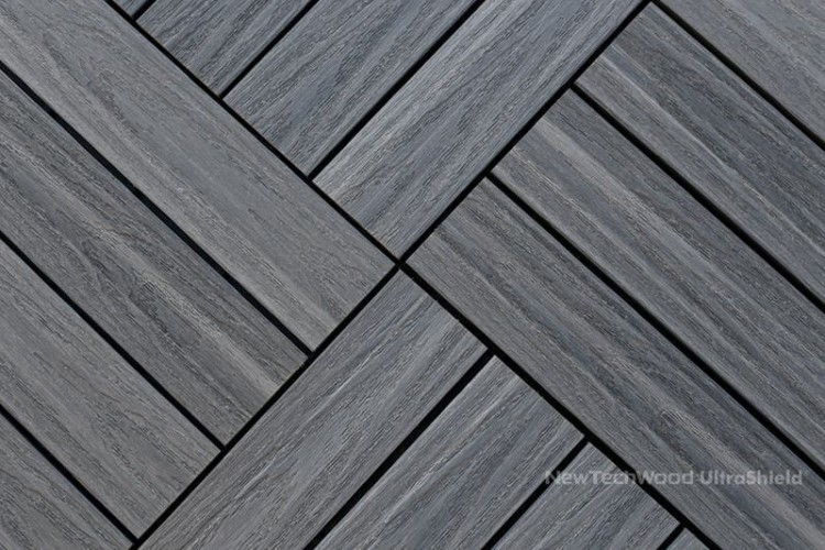 Panel kompozytowy Ultrashield deck tile Naturale