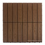 Ultrashield Deck Tile Naturale kolor ipe