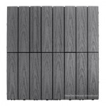 Ultrashield Deck Tile Naturale kolor light gray