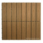 Ultrashield Deck Tile Naturale kolor teak