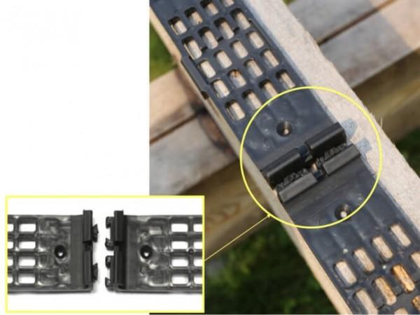 Klipsy mocujące Deski kompozytowe Deck A Floor