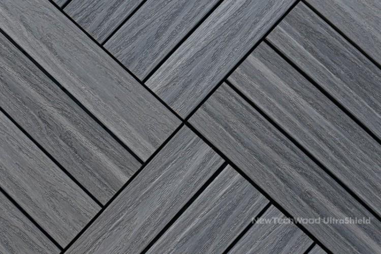Panel kompozytowy Ultrashield deck tile Naturale