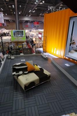 Panele kompozytowe Ultrashield Deck Tile Naturale