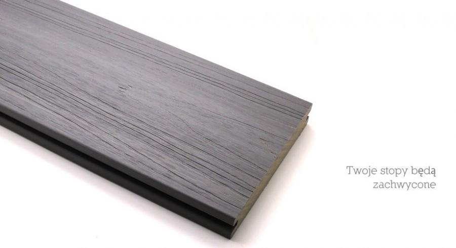 Deski tarasowe kompozytowe Ultrashield Naturale